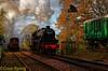 Light 5. (Duty Druid) Tags: 45379 watercressline midhantsrailway steamlocomotive britishrailways nikond7000