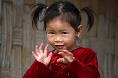 Welcome to Ban Ho (Gato M) Tags: vietnam sapa arroz rice kid niña nikon lao cai indochina asia portrait retrato