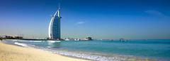 DSC2725 (Elvir72) Tags: burjalarab hotel landmark dubai uae panorama sea sky ocean blue sonya7mark2 travel lonlyplanet