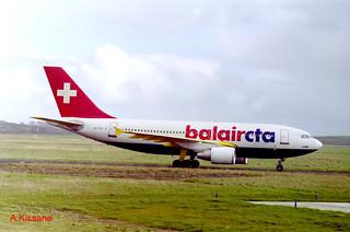 BALAIR CTA A310 HB-IPM