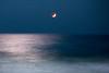 Lunar Eclipse - 2018 (Raghunathan Anbazhagan) Tags: india tamilnadu beach ocean sea moon lunareclipse bloodmoon eclipse canon canon70d doubleexposure longexposure incredibleindia cwc