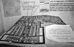 Housing Model at 1948 Brisbane Exhibition (Queensland State Archives) Tags: architecture model queensland archives qld history records 3d threedimensional housingestate 1948 brisbaneexhibition