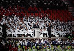 Ceremonia De Inauguracion PyeongChang 2018 09
