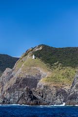 Cape Brett Lighthouse (tewahipounamu) Tags: architecture architektur bayofislands bluff building capebrett lighthouse neuseeland newzealand northland