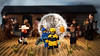 Welcome To The Old West! (Andrew Cookston) Tags: lego dc comics booster gold michael jon carter dan jurgens blue beetle ted kord time travel sphere jonah hex the vigilante spaghetti western westerns old wild west cowboy cowboys 1800s horse horses funnybrick superhero custom minifigure minifigures minifig minifigs macro stilllife photography andrew cookston andrewcookston