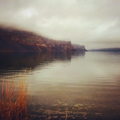 In the land of the greatest Coulee. (Slack Action) Tags: washington grandcoulee steamboatrock