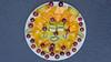 Bildschichten Fruechteteller 00g (wos---art) Tags: früchteteller obstteller geschnittenefrüchte obst bildschichten früchte inliebe füresther orangen kiwi banane birne himbeeren ananas weintrauben apfel