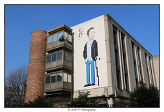 2018.02.22 Streetart 3 (garyroustan) Tags: paris france french iledefrance ile island building architecture ville ciudad city art streetart