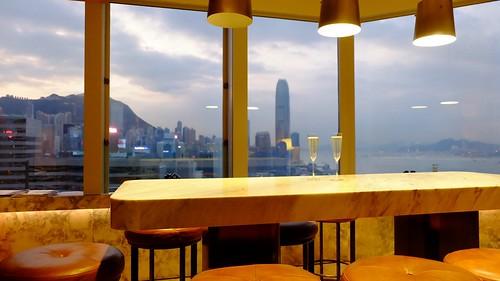 Executive Lounge - Renaissance Hong Kong Harbour View