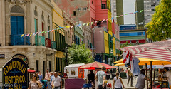 Colors of La Boca (nebulous 1) Tags: buenosaires argentina laboca colors buildings city nikon nebulous1 glene