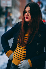 Shiva in Street (Reza Mehr) Tags: athens cityscape day exterior finalproduct friends girl iranian myphotographs naturallight ohio outdoor people portrait shivaghasemi street usa lightroom adobe unitedstates us
