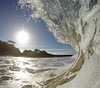 early morning at the beach (bluewavechris) Tags: maui hawaii ocean water sea wave gopro knekt trigger surf playtime fun