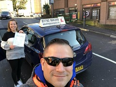 Massive congratulations to Josiane Silva she went from a beginner to a confident driver to pass her driving practical test on her first attempt!   www.leosdrivingschool.com