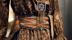 Anishinaabe outfit, belt
