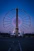 grande roue (qurystof) Tags: obélix concorde place grande roue manège nuit paris nikon d5100 tokina