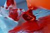 IT: They all float down here! (for Macro Monday) (Wim van Bezouw) Tags: macromondays myfavouritenovelfiction sony ilce7m2 it balloon boat blood film book stephenking