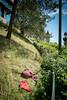 Ville de Lausanne - Marchand de sable, enfumage et poudre aux yeux... (Riponne-Lausanne) Tags: colombes beggar dealer dormeursval homeless mendiant sansdomicilefixe sdf sentier sleep toxicomane lausanne vaud switzerland