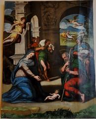 Astorga (León). Museo de los Caminos. Adoración de los Pastores (santi abella) Tags: astorga león castillayleón españa museodeloscaminos palacioepiscopaldeastorga