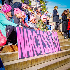 2018.01.20 #WomensMarchDC #WomensMarch2018 Washington, DC USA 2452