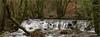 La represa cercana al puente (Tartarugo) Tags: pentax tartarugo k5 iis salidas sabado saturday invierno winter enero january ruta del do xabriña covelo galicia españa spain paraños 2018 cascada waterfall wasserfall rio river presa dam panoramica panoramic