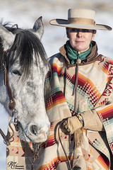 CodyWU_012318_1330 (Roni Chastain Photography) Tags: horses wyoming thehideoutranch wranglers big sky snow winter horse ridershorses west westernwear western