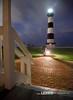 Bodie Island Lighthouse: Nags Head, North Carolina (Lerro Photography) Tags: lighthouse keeper bodie island nags head north carolina northcarolina nagshead bodieisland night sky beam beacon light long exposure longexposure