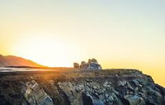 Cross Processed Graffiti (JohnLazo19) Tags: 2470mm beach canon5dmarkiv landscape longexposure morning ocean rocks sunrise water