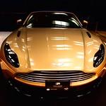 2018 Aston Martin DB11 Volante thumbnail