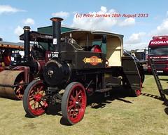 BF 5148 (Peter Jarman 43119) Tags: lincolnshire steam rally 2013