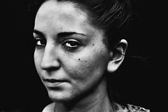 Portrait... (sicca85) Tags: nikon iamnikon nikond7200 portrait ritratto ritratti blackwhite biancoenero woman love