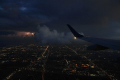 Summer Evening Storm Over Fort Lauderdale (formulanone) Tags: lightning fortlauderdale