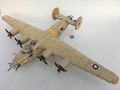 IMG_0734 (nelsoma84) Tags: b24d b24 liberator consolidated allies usaaf strawberry brick 376th bomber libya benghazi ploiești ploesti romania