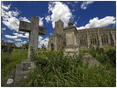 Blythburgh church (Mirrorless for me) Tags: suffolk blythburgh church architecture olympus olympusem1 samyang samyangfisheye samyang75mm fisheyehemi lightroom adobe processing defish
