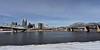 Snowy Riverfront (durand clark) Tags: snow newport kentucky cincinnati ohio ohioriver bridge nikond750 nikon20mm