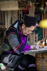 Sapa Vietnam (Dang Vu Lam) Tags: sapa vietnam village cool hmong dress colourful traditional culture