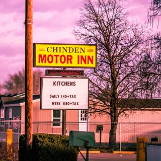 Chinden Motor Inn