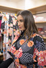 British woman trying on kimono in Tokyo (Apricot Cafe) Tags: img77633 asia caucasianethnicity healthylifestyle japan japaneseculture kimono newyear shibuyaward tamronsp35mmf18divcusdmodelf012 tokyojapan beautifulwoman brownhair candid carefree charming colorimage cultures formalwear grace hairstyle happiness indoors lifestyles longhair oneperson people photography sideview smiling standing tradition traditionalclothing traveldestinations waistup wearing women youngadult shibuyaku tōkyōto jp