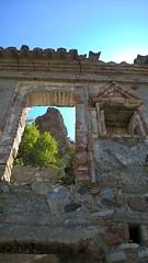 Ruderi (AEsse10) Tags: case muri fichi dindia urbex borghi fantasma colori cielo italia pentedattilo calabria