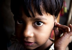 The eyes. (direct_astro) Tags: portraiture portraitphotography portrait face eyes canonphotography canon100d 24mmstm people peoplephotography chittagong bangladesh