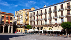 Plaza Mayor in Zamora_3308 (hkoons) Tags: duero river western europe castile castileleon european iberia leon mediterranean spain zamora