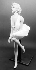 Marilyn Monroe headsculpt on TBLeague s09c figure (Cremdon) Tags: phicen tbleague s09c 16scale marilynmonroe 16 actionfigures seamlessbody superflexibleseamlessbody