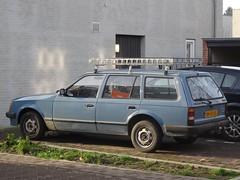 1983 Opel Kadett Caravan (harry_nl) Tags: netherlands nederland 2018 eindhoven opel kadett caravan kh03sl sidecode4