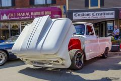 1966 GMC Pickup Truck (kenmojr) Tags: 2017 antique atlanticnationals auto car classic moncton newbrunswick show vehicle vintage centennialpark downtown kenmo kenmorris carshow 1966 gmc generalmotors pickup truck canada