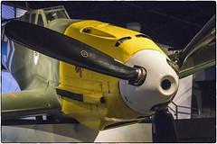 Messerschmitt Bf 109 (NoJuan) Tags: nikkorlens nikkor sonya7ii sonya7withmanualfocuslens mirrorless manualfocuslens nikkorp 85cmnikkorp screwmountlens ltm m39 bf109 messerschmitt