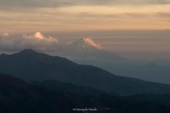 富士山 Mt.Fuji (Masayuki Nozaki) Tags: mtfuji fujisan fujiyama mountain sky cloud landscape winter japan 富士山