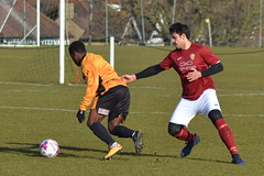 Cheshunt FC 'A' 3-0 Hampstead Heath Lions FC (24-2-18) (46) (Local Bus Driver) Tags: cheshunt fc a 30 hampstead heath lions 24218