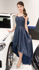 TAS2018 (byzanceblue) Tags: car tokyoautosalon tas2018 woman girl female beautiful japanese d850 nikkor