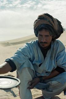 Bedouin in Sahara (Erg Chebbi)
