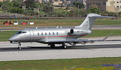 9H-VCO LMML 28-02-2018 (Burmarrad (Mark) Camenzuli Thank you for the 10.8) Tags: airline vistajet aircraft bombardier bd1001a10 challenger 350 registration 9hvco cn 20642 lmml 28022018