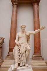 Temple of Zeus Philios (Trajaneum) (Dave Hamster) Tags: pergamonmuseum pergamon museum berlin germany templeofzeusphilios trajaneum templeofzeus philios temple zeus marble